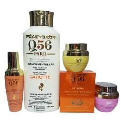 Q56Paris 5-in-1 carrot skin whitening bundle