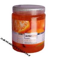 Active Plus Sugar Scrub Orange