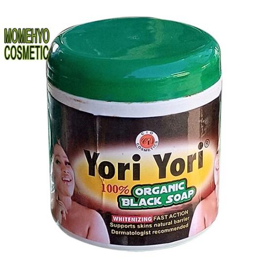 Yori Yori Organic Black Soap