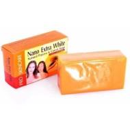 Nano Extra White Natural Papaya And Carrot Soap